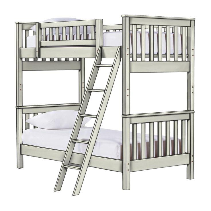 Dylan Bunk Bed Ethan Allen Us 1350 Bunk Beds Bed King Bed Frame