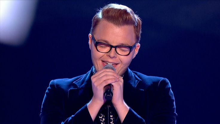 Ciaran O'Driscoll performs 'Sweet Dreams' - The Voice UK 2015: Blind Aud...