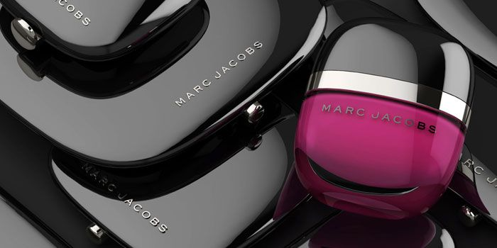 Marc Jacobs Cosmetics, designed by Established,in collaboration with Marc Jacobs & Sepora