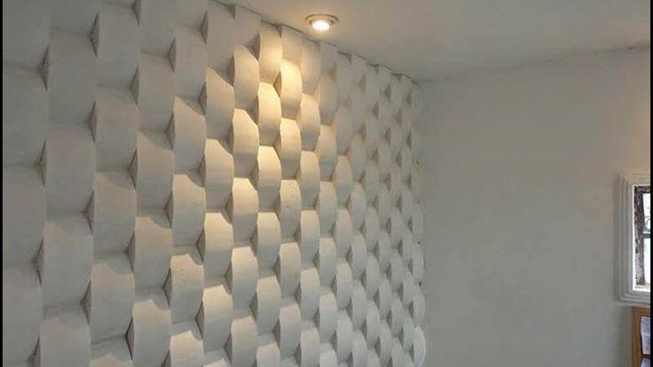 Como fazer molde e forma 3d tijolinho concavo