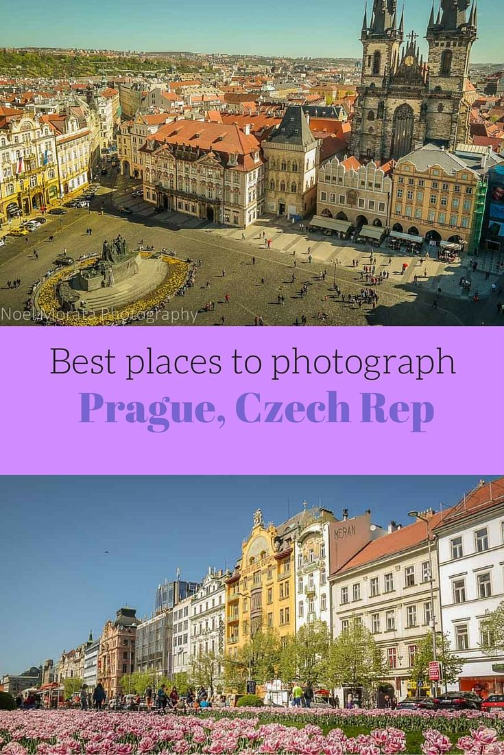 Best places to photograph, Prague in the Czech Republic. 15 images of Prague that you should visit for the goergous vistas and beautiful views. Check out my current Prague post here http://travelphotodiscovery.com/15-stunning-views-of-prague/