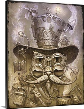 Steampunk Wall Decor Is A Crazy Por Interior Design Motif Whether It Be Clocks Hangingetal Art