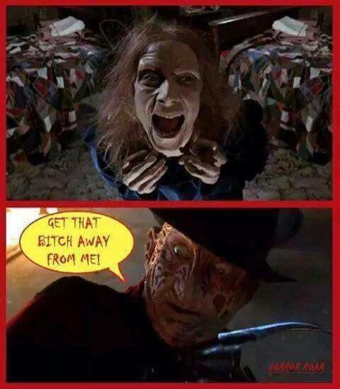 327 Best Images About Funny Horror On Pinterest