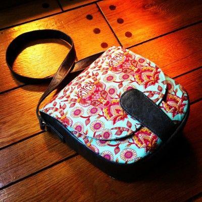 Sandra Saddle Bag - Swoon Sewing Patterns