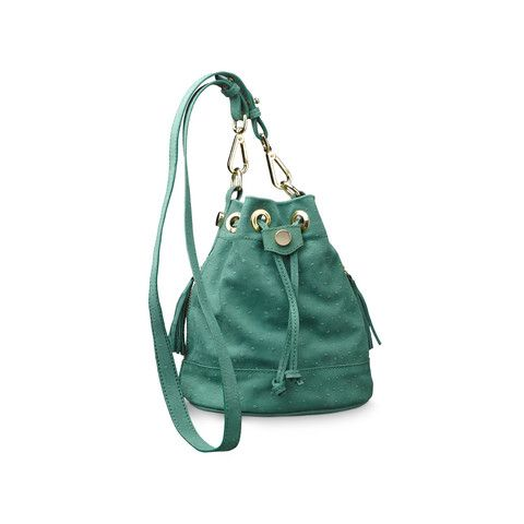 Savannah Wild - Mini Martha in Green