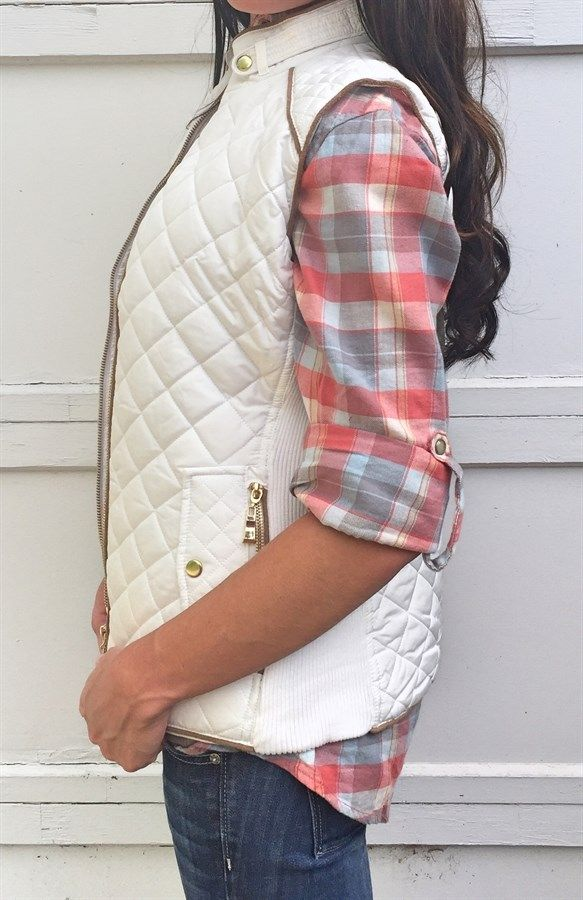 Best 25+ Quilted vest ideas on Pinterest | Outfits with vests ... : quilted pictures - Adamdwight.com