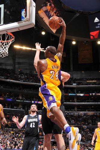 3/16/12 Timberwolves vs Lakers