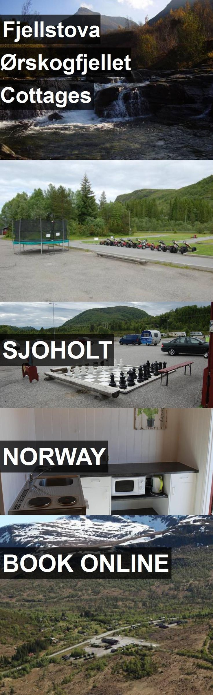 Hotel Fjellstova Ørskogfjellet Cottages in Sjoholt, Norway. For more information, photos, reviews and best prices please follow the link. #Norway #Sjoholt #travel #vacation #hotel