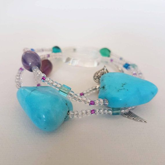 Check out this item in my Etsy shop https://www.etsy.com/ca/listing/585745980/boho-bracelet-wrap-around-beach-bracelet