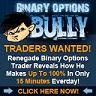 Binary Options Bully - Mad Stats! (view mobile)  Converts On Stock, Options And Forex Traffic. Epcs Will Blow You Away. $2 Epc Net. Proof Is In The Pudding #1 On CB! Lowest Refund Rates In The Industry! Binaryoptionsbully.com/partners.html   http://binaryoptionsbully.com/profits.html?hop=0=true#