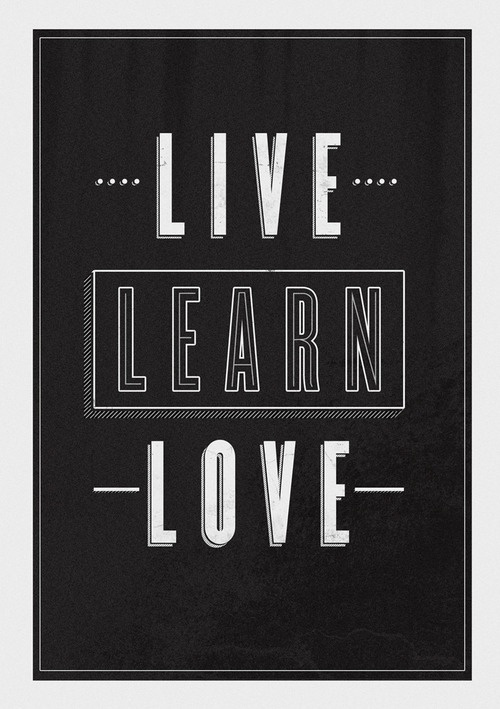 Learn! #poster #design