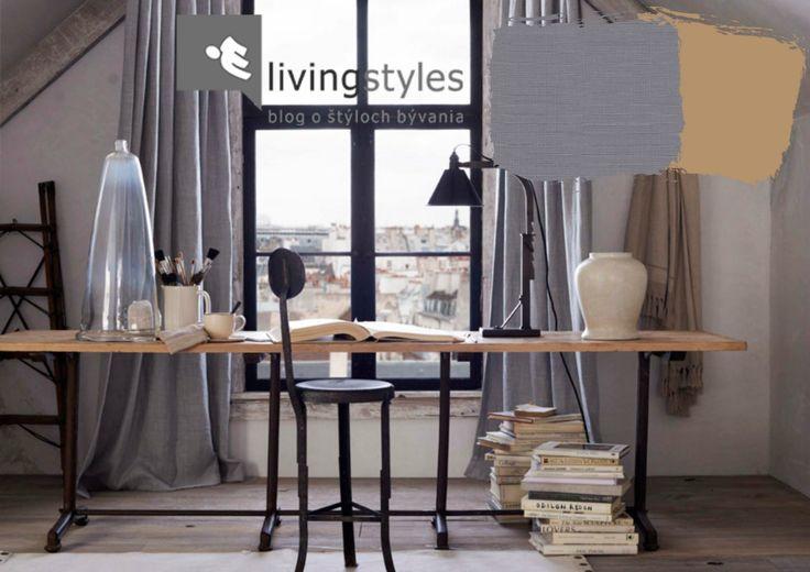 Dve elegantné trendové farby roku 2016, ktoré možno navzájom kombinovať! | Living styles