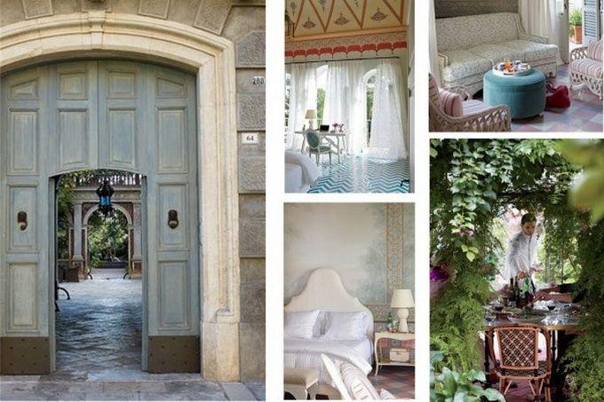 #excll #дизайнинтерьера #решения Фрэнсис купил Палаццо в 2004 году с желанием преобразить его в небольшой, роскошный отель. Давайте посмотрим, что из этого вышло…