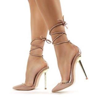 Pin by Becky Sloan on Heels   Heels, Stiletto heels, Shoes