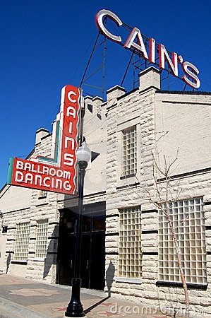 Concerts at the Cain's in Tulsa, OK .