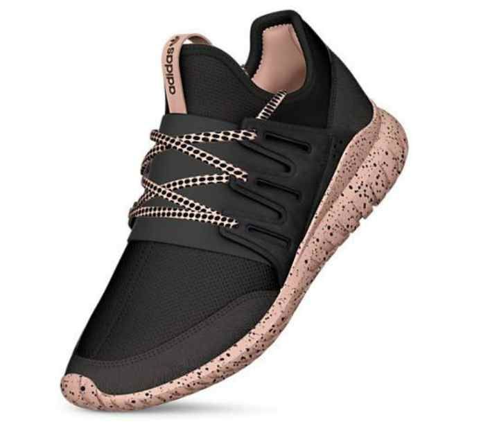 Adidas Schuhe Damen Schwarz Pink