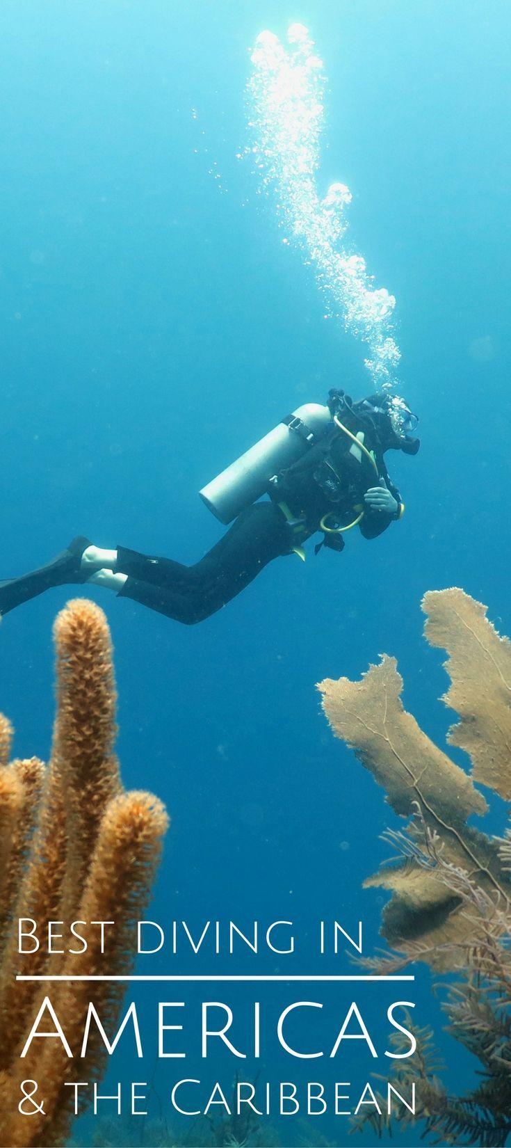 World's Best Destinations for Beginner Diving | Scuba Diving