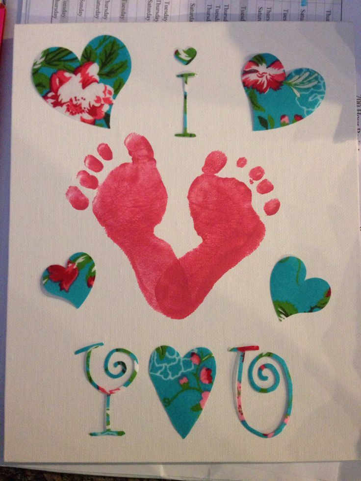 73 best Baby Footprints images on Pinterest   Baby ...