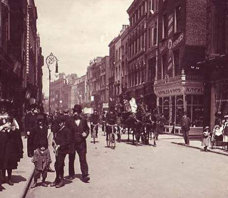 Early 1900's Grafton St