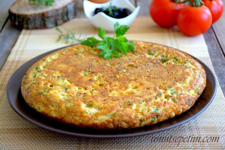 Omlet Börek Tarifi