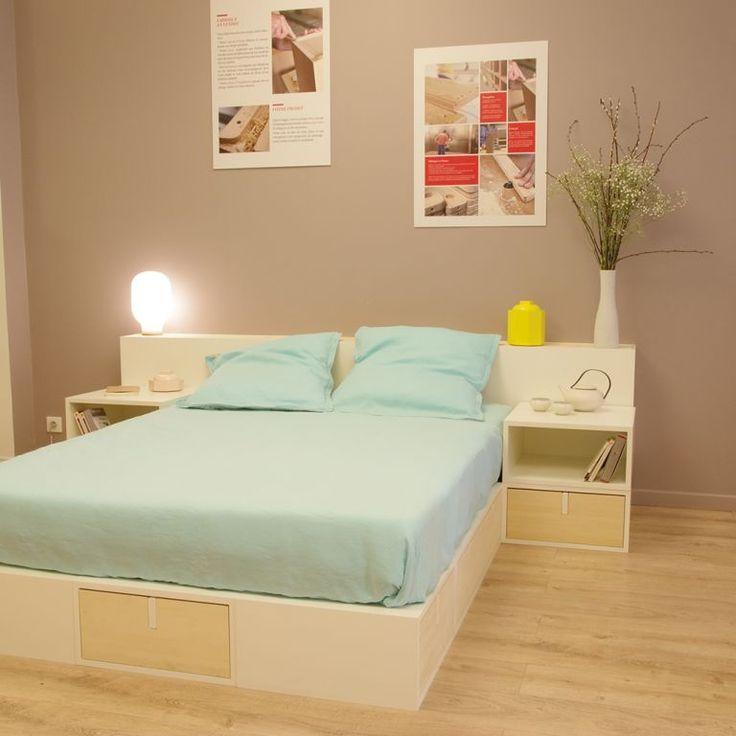 Brick System Brick Drawer Base Bed Crer La Base De Son