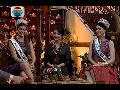Rendezvous With Miss Universe 2013 ( Gabriela Isler ) Part 3 (+playlist)