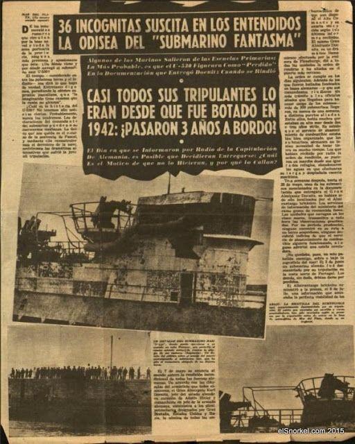 U-BOOTE EN MAR DEL PLATA:70 AÑOS DE SECRETOS NORTEAMERICANOS REVELADOS | ORIGEN…