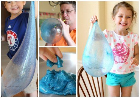 Giant Reusable Bubbles For Kids - DIY Gift World