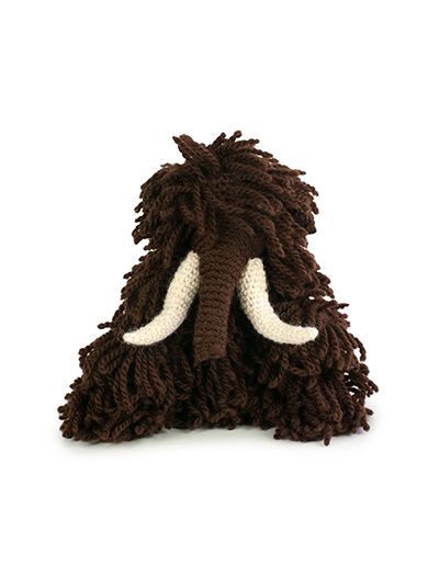 Crochet Woolly Mammoth Amigurumi Pattern  British wool DK mammoth from  Edward s Menagerie by Kerry Lord.  dc00e7f7d21