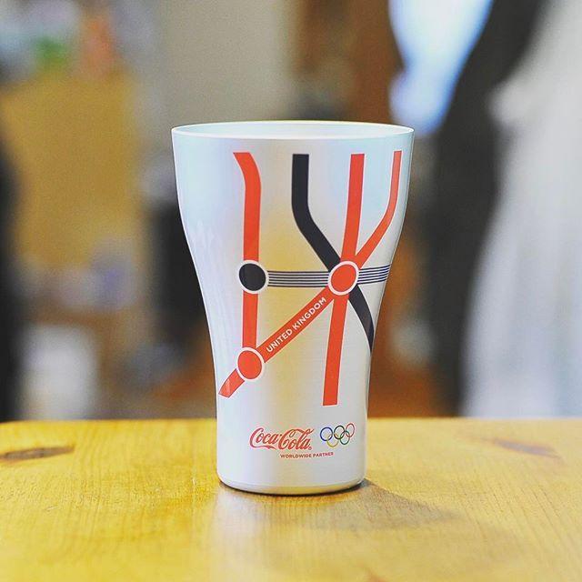 オリンピック開催国デザインアルミタンブラー3個セットのイギリス(UK)です😁 (2016.7) #コカコーラ#cocacola#コカコーラアルミタンブラー#コカコーラ当たる#cocacola 2016#コカコーラオリンピック