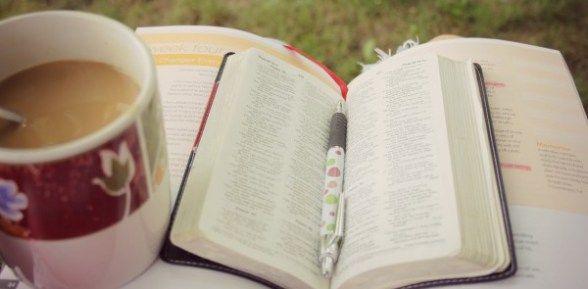 Сайт - онлайн изучение Библии для девочек