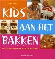 Kids aan het bakken  Koekjes, cakes, brood en taarten om indruk te maken. Met eenvoudige recepten voor heel jonge kinderen. http://www.bruna.nl/boeken/kids-aan-het-bakken-9789059205253