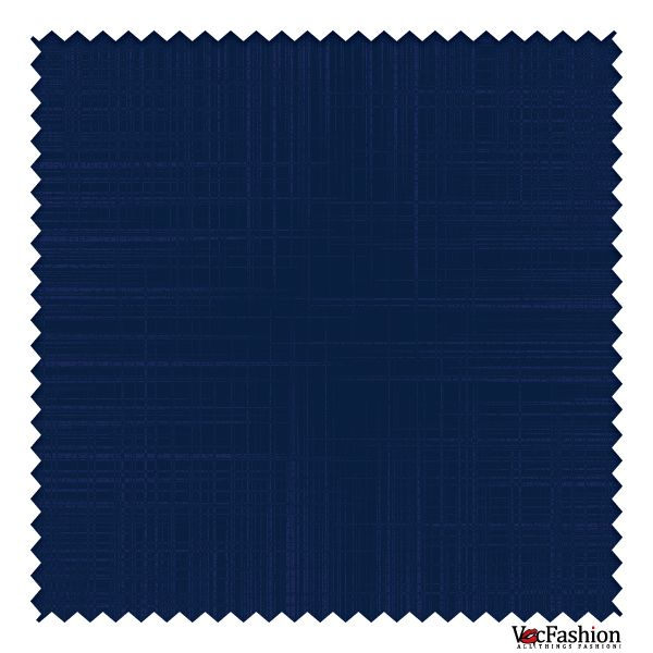 Cross-Hatched Denim Fabric Vector Graphic