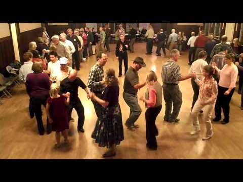 Cotton Eye Joe Circle Dance - YouTube