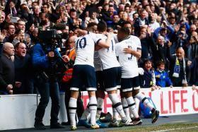 Pochettino's title-chasing Tottenham vs Ledley...: Pochettino's title-chasing Tottenham vs Ledley King's Champions League Spurs… #Tottenham