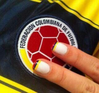 Diseño de uñas #colombia