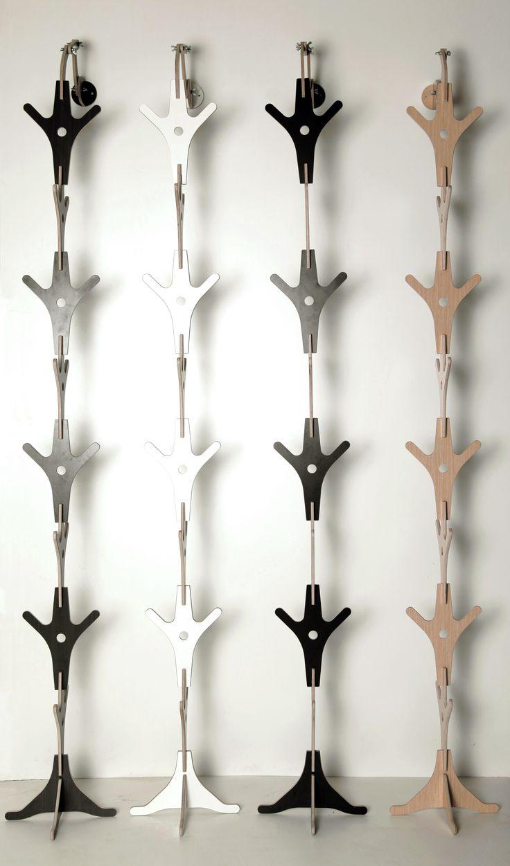 Ypsilon coat rack Designed by Athanasios Babalis