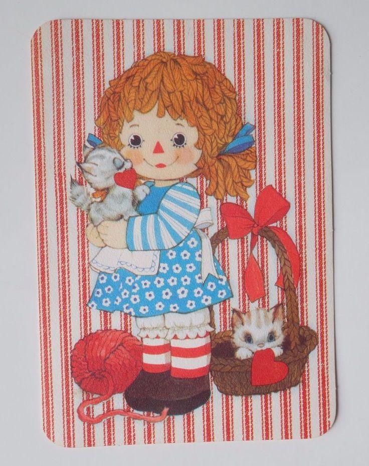 234 best Raggedy AnnAndy from Hallmark Cards images – Valentines E Cards Hallmark