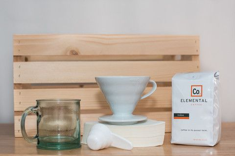 a starter kit perfect for new coffee lovers
