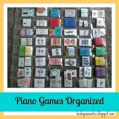 Heidi's Piano Studio: Piano Game Resource List