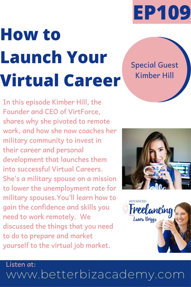 How to Launch Your Virtual Career EP 109 The Freelance