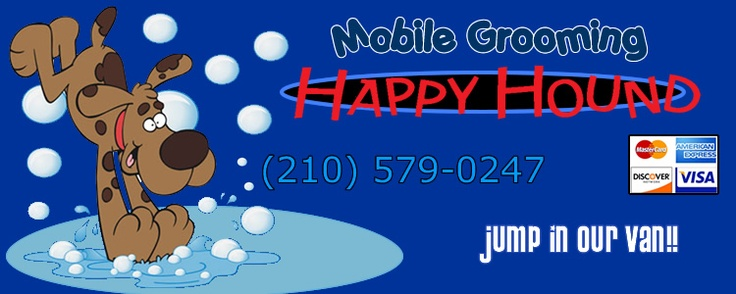 Happy Hound Mobile Grooming Dog deals, Grooming, Dog