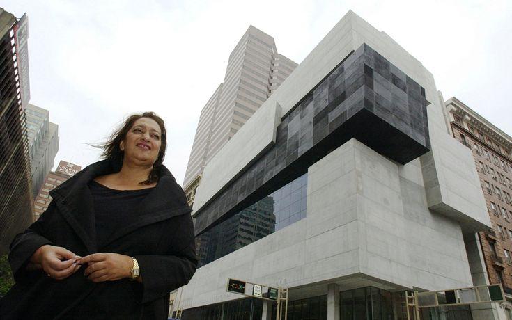 120 obras de la arquitecta ZAHA HADID @alvarodabril