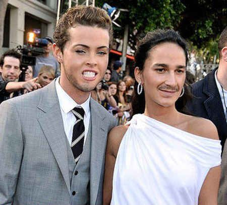 Shia LaBeouf and Megan Fox: | The 35 Most Disturbing Face Swaps Of All Time