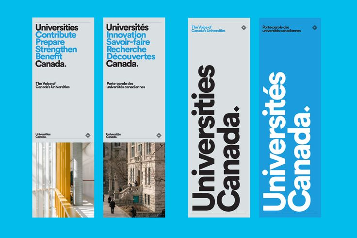 Universities Canada Identity — Underline Studio