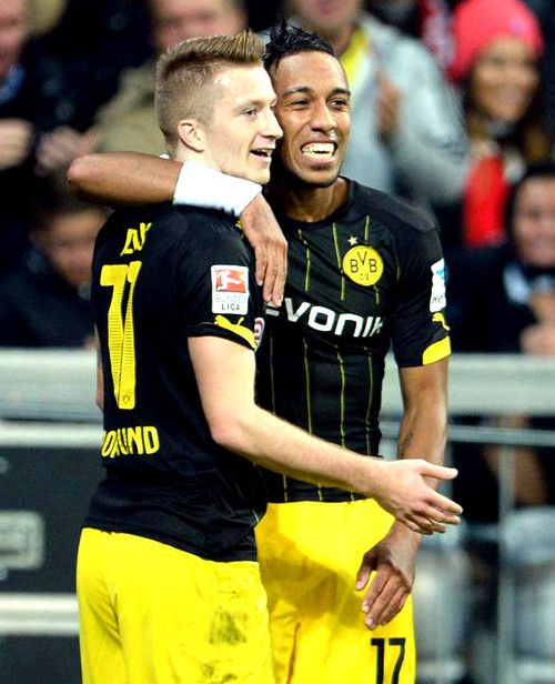 Marco Reus & Pierre-Emerick Aubameyang great footballers but they must be destroyed
