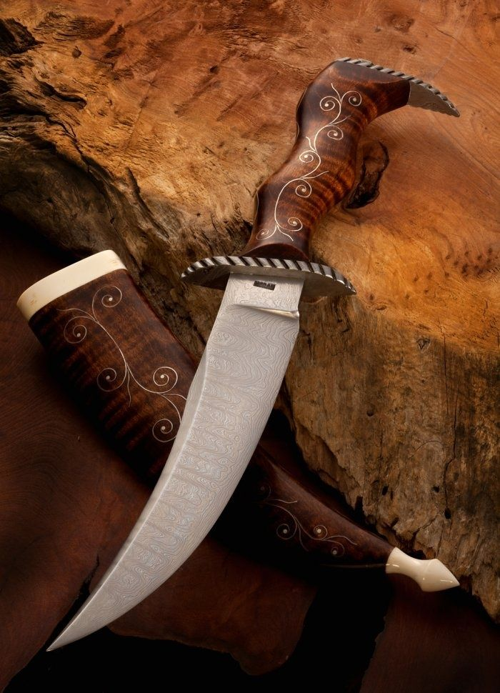 Badass Bowie Knife
