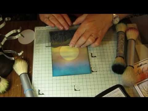Inkylicious Ink Duster Tutorial #3 - YouTube