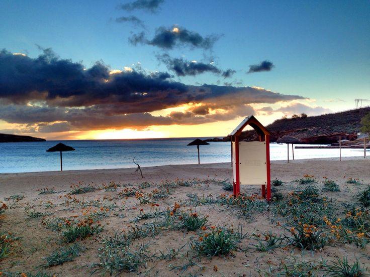 Beach syros