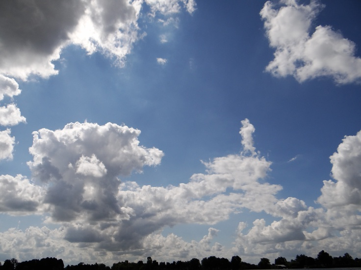 Clouds at Sluipwijk